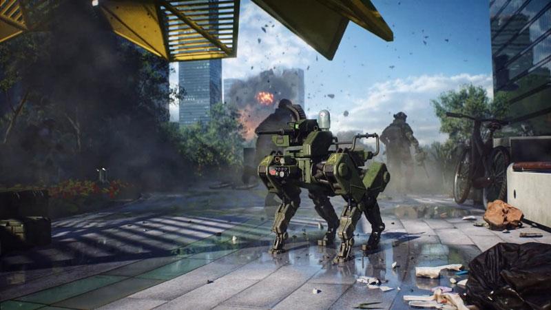 Battlefield 2042  PS4  дополнительное изображение 4