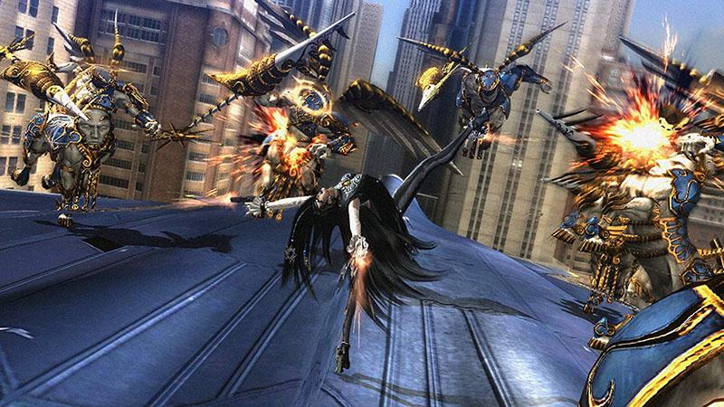 Bayonetta 2 и Bayonetta  Nintendo Switch дополнительное изображение 3