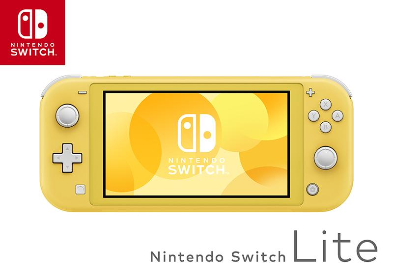 Nintendo Switch Lite желтый дополнительное изображение 1