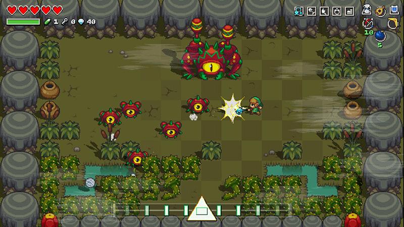 Cadence of Hyrule Crypt of the NecroDancer  Nintendo Switch дополнительное изображение 1