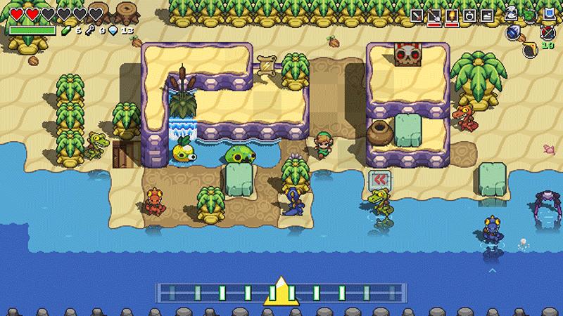 Cadence of Hyrule Crypt of the NecroDancer  Nintendo Switch дополнительное изображение 2