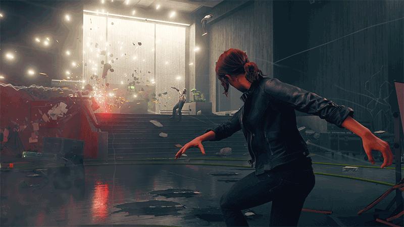 Control Ultimate Edition  PS4 дополнительное изображение 3