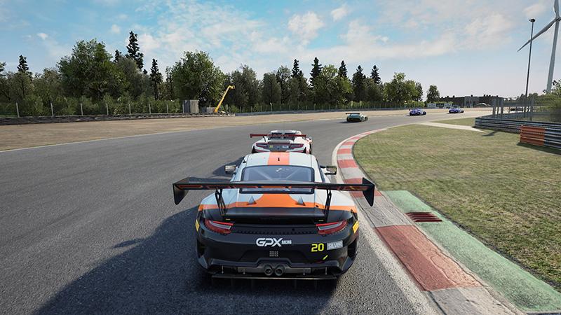 Assetto Corsa Competizione  Xbox One дополнительное изображение 2