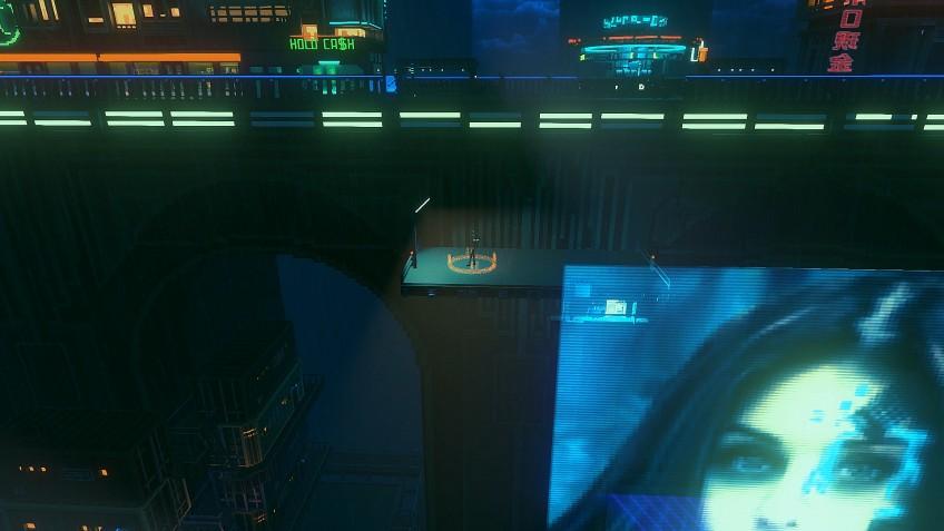 Cloudpunk  PS4 дополнительное изображение 2