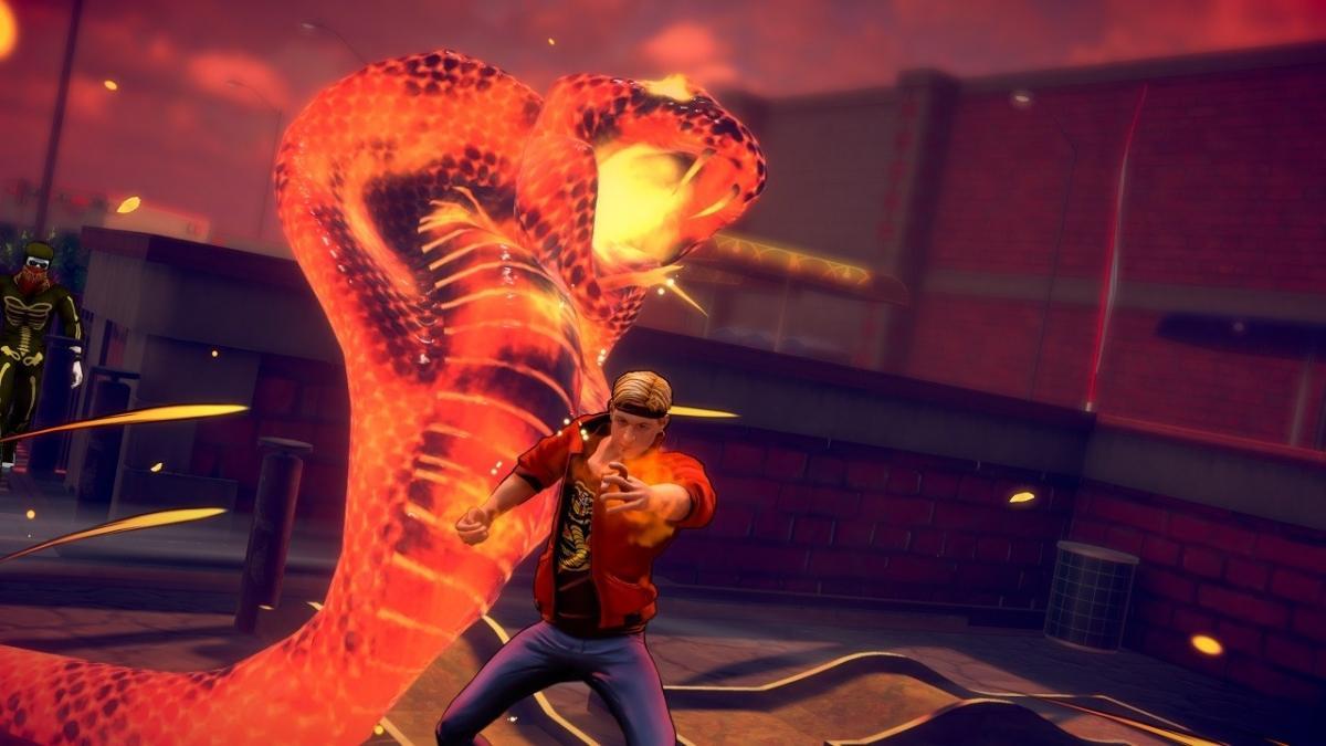 Cobra Kai The Karate Kid Saga Continues  PS4 дополнительное изображение 1
