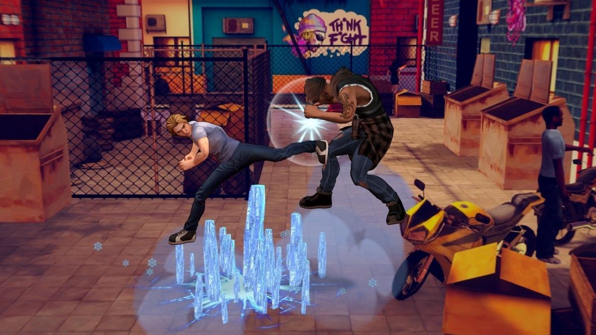 Cobra Kai The Karate Kid Saga Continues  PS4 дополнительное изображение 2