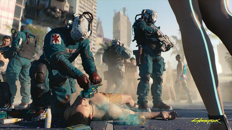 Cyberpunk 2077  Xbox One  дополнительное изображение 5
