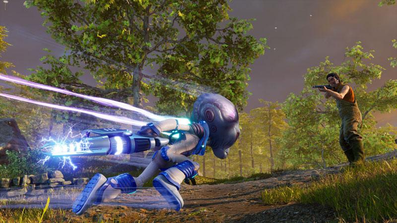 Destroy All Humans  Nintendo Switch дополнительное изображение 2