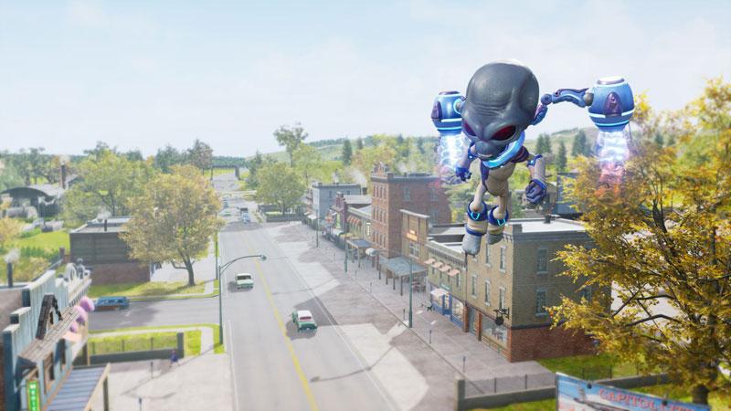 Destroy All Humans  Nintendo Switch дополнительное изображение 3
