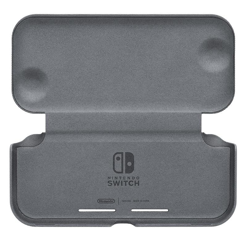 Чехол с крышкой и защитная пленка для Nintendo Switch Lite дополнительное изображение 4