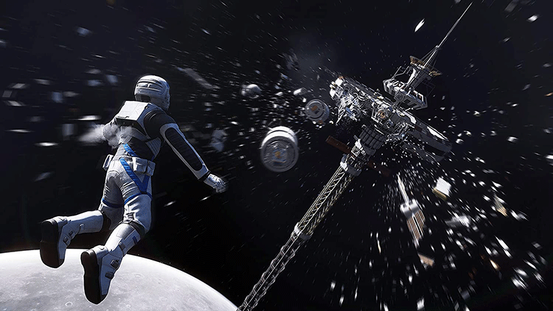 Deliver Us the Moon Deluxe Edition  PS4 дополнительное изображение 1