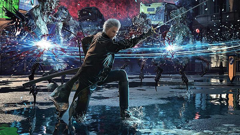 DMC Devil May Cry 5 Special Edition  PS5 дополнительное изображение 1