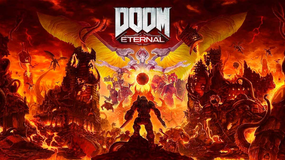 Doom Eternal Ps4, Xbox One в наличии в Videoigr.net c 20 марта!