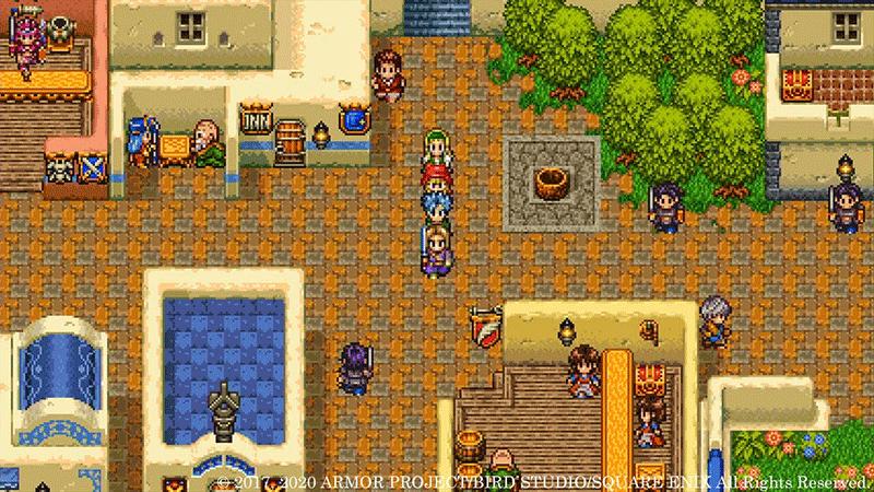 Dragon Quest XI S Echoes Of An Elusive Age - Definitive Edition  PS4  дополнительное изображение 2