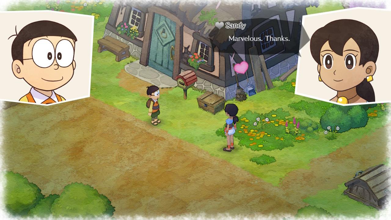 Doraemon Story of Seasons  PS4 дополнительное изображение 1