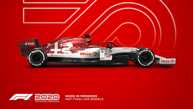 F1 2020 Seventy Edition  Xbox One/Series X дополнительное изображение 1