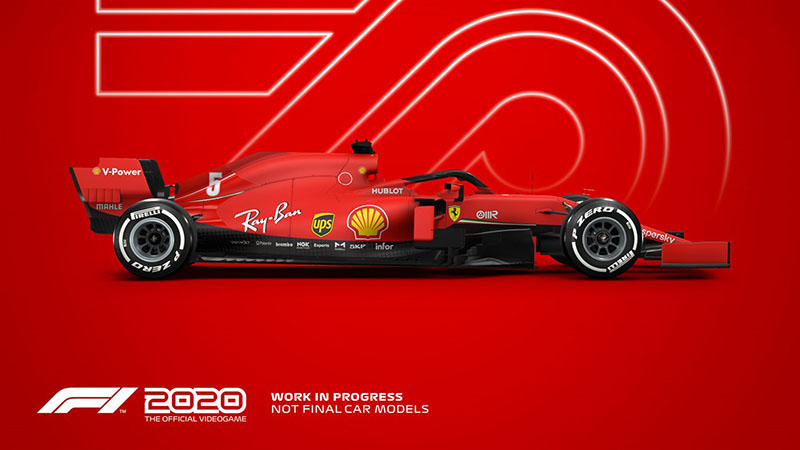 F1 2020 Seventy Edition  Xbox One/Series X дополнительное изображение 3