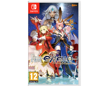 Fate EXTELLA: The Umbral Star (Nintendo Switch)(USED)(Б/У)