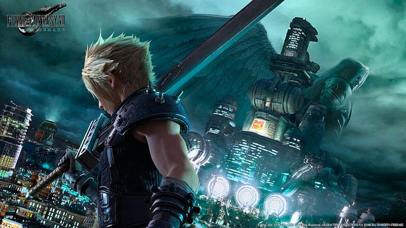 Final Fantasy 7 - Последняя Фантазия VII ! Возвращение Финалки изображение 1