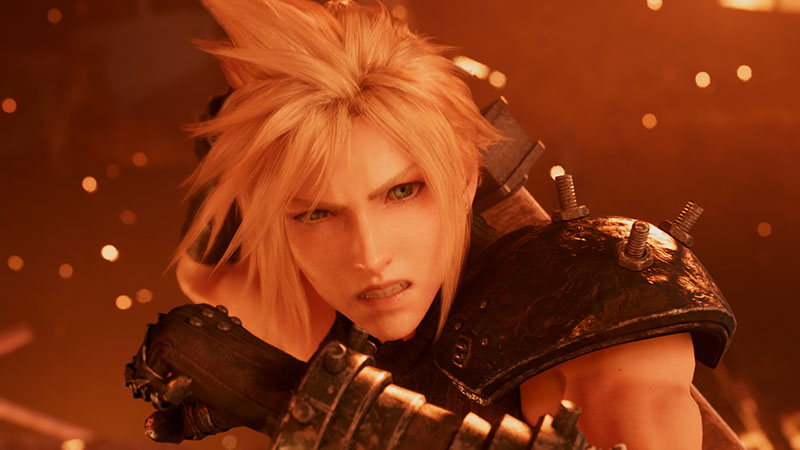 Final Fantasy VII Remake Deluxe Edition  PS4 дополнительное изображение 2