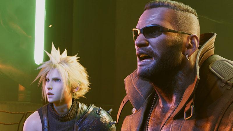Final Fantasy VII Remake Deluxe Edition  PS4 дополнительное изображение 4