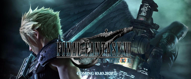 Открыт сбор предзаказов на Final Fantasy VII Remake, культовую RPG - реинкарнацию для PlayStation 4