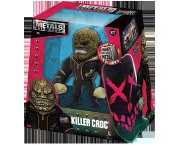 Metals Suicide Squad Classic Figure - Killer Croc – 10 см.