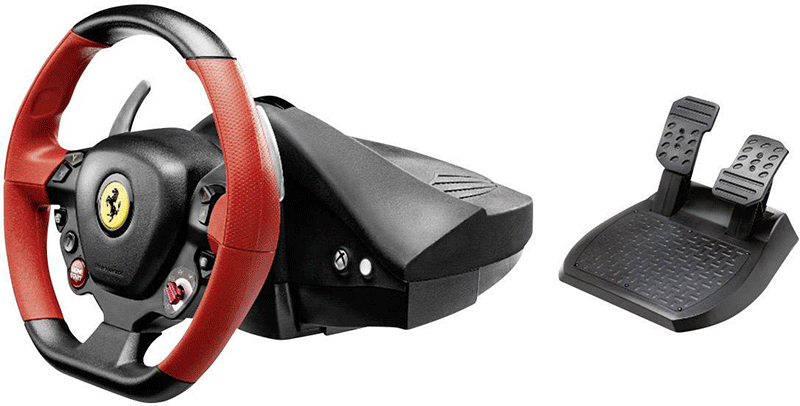 Руль Thrustmaster Ferrari 458 Spider  Xbox One/Series X дополнительное изображение 1