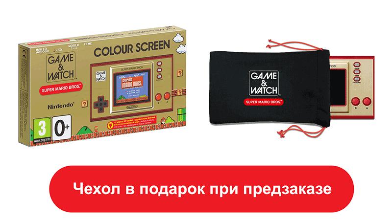 Game & Watch Super Mario Bros. дополнительное изображение 1