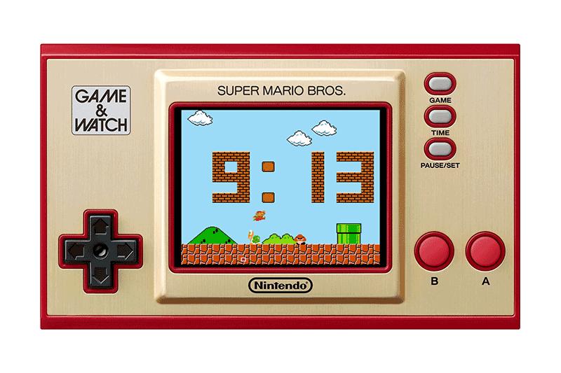 Game & Watch Super Mario Bros. дополнительное изображение 2