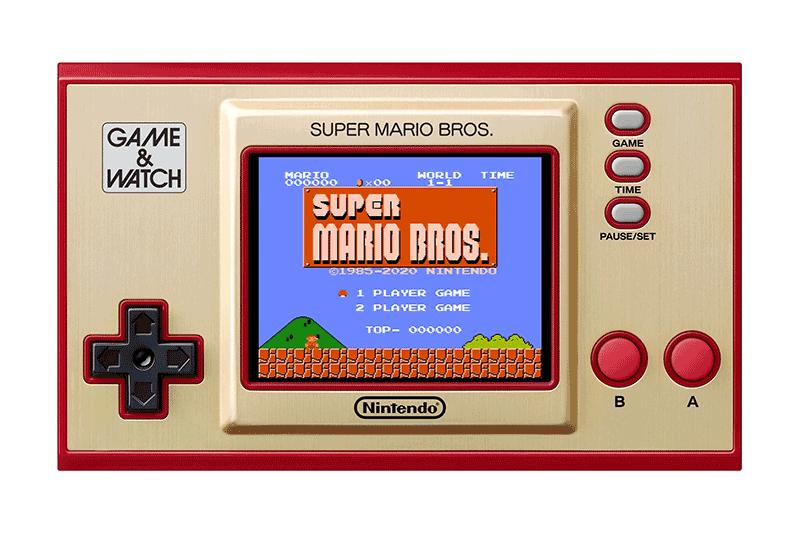 Game & Watch Super Mario Bros. дополнительное изображение 3