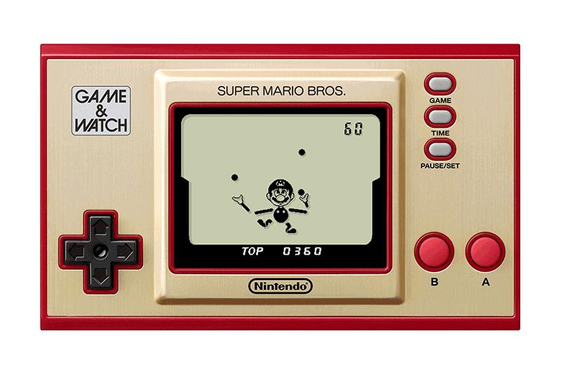 Game & Watch Super Mario Bros. дополнительное изображение 4