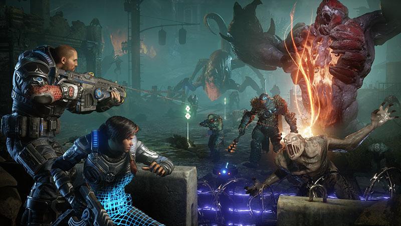 Gears 5 Gears of War 5 Xbox One/Series X дополнительное изображение 1