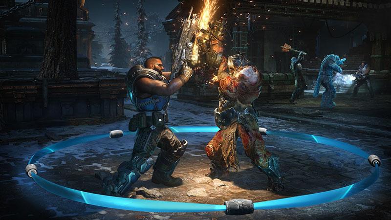 Gears 5 Gears of War 5 Xbox One/Series X дополнительное изображение 3