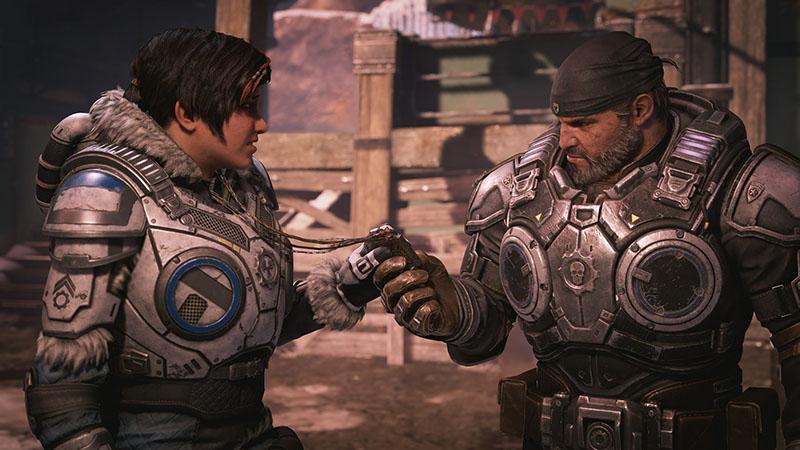 Gears 5 Gears of War 5 Xbox One/Series X дополнительное изображение 4