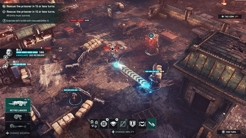 Gears Tactics  Xbox One/Series X  дополнительное изображение 3