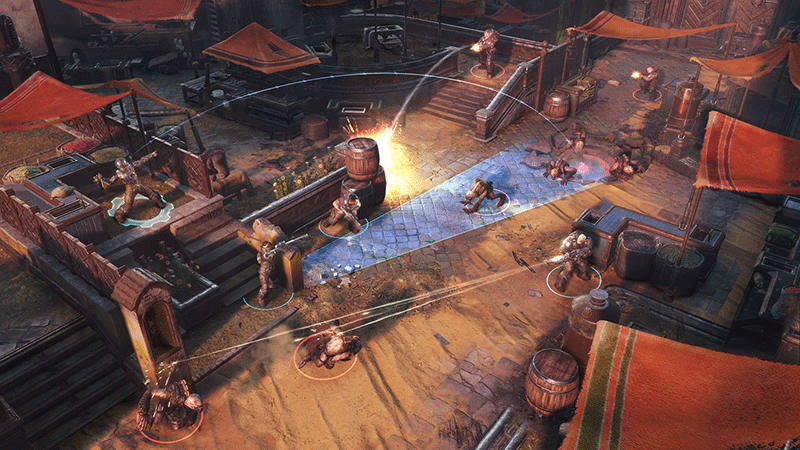 Gears Tactics  Xbox One/Series X  дополнительное изображение 4