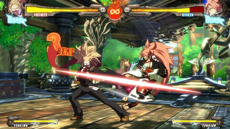 Guilty Gear Xrd REV 2US PS4 дополнительное изображение 1