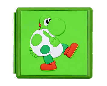 Premium Game Card Case Yoshi (Nintendo Switch)