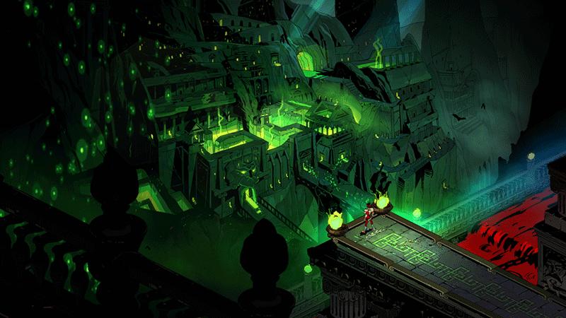 Hades Collectors Edition  Nintendo Switch дополнительное изображение 2
