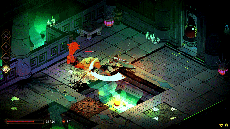 Hades Collectors Edition  Nintendo Switch дополнительное изображение 3