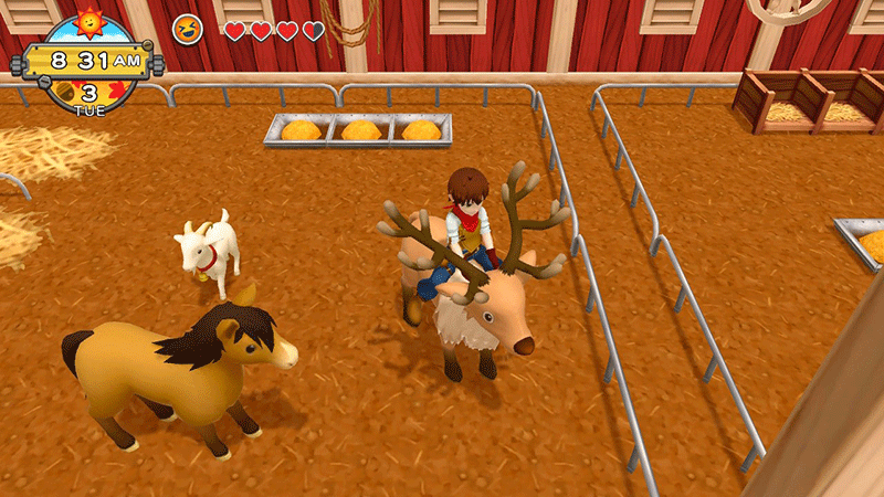 Harvest Moon One World  Nintendo Switch  дополнительное изображение 1