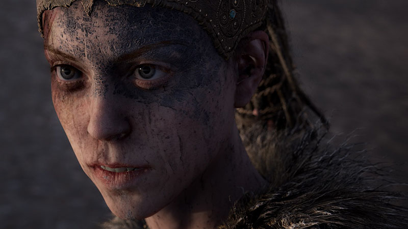 Hellblade Senua's Sacrifice Retail Edition  PS4 дополнительное изображение 1