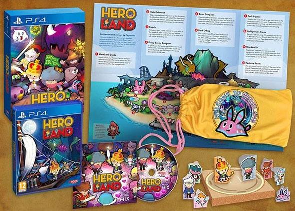 Heroland Knowble Edition  PS4 дополнительное изображение 1