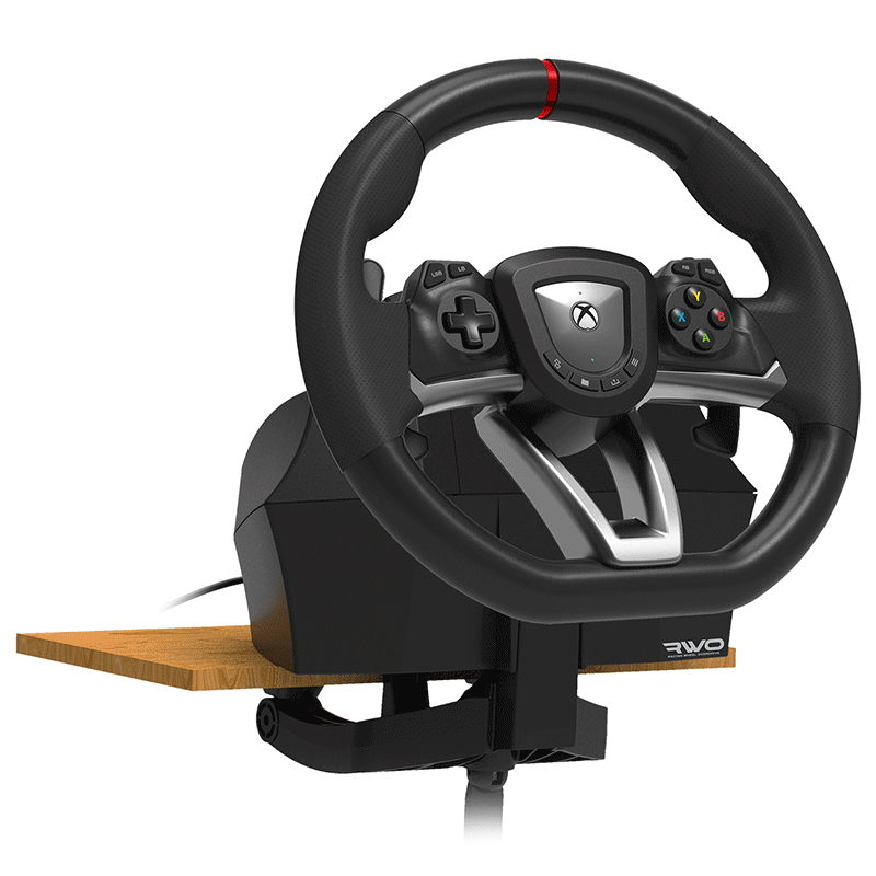 Руль Hori Racing Wheel Overdrive  XboxOne/Xbox Series X, Xbox Series S/ПК дополнительное изображение 1