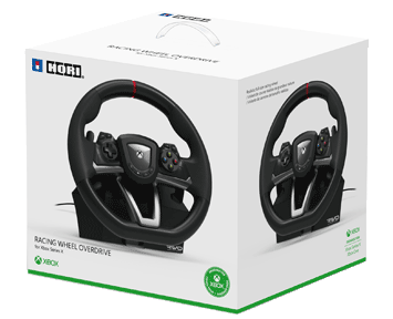 Руль Hori Racing Wheel Overdrive (XboxOne/Xbox Series X, Xbox Series S/ПК)