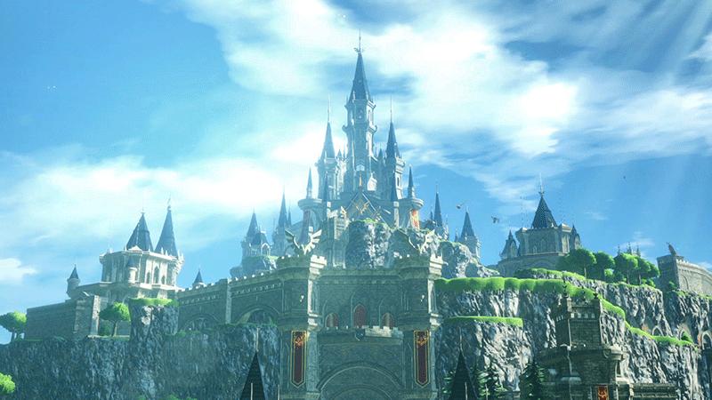 Hyrule Warriors Age of Calamity  Nintendo Switch дополнительное изображение 1