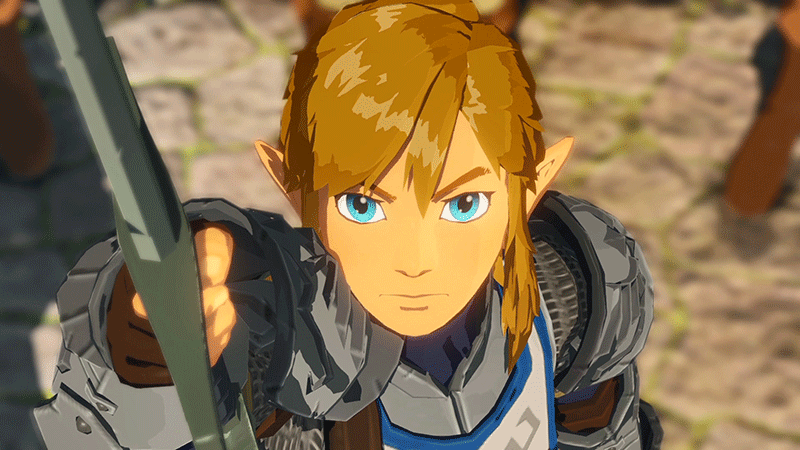 Hyrule Warriors Age of Calamity  Nintendo Switch дополнительное изображение 3