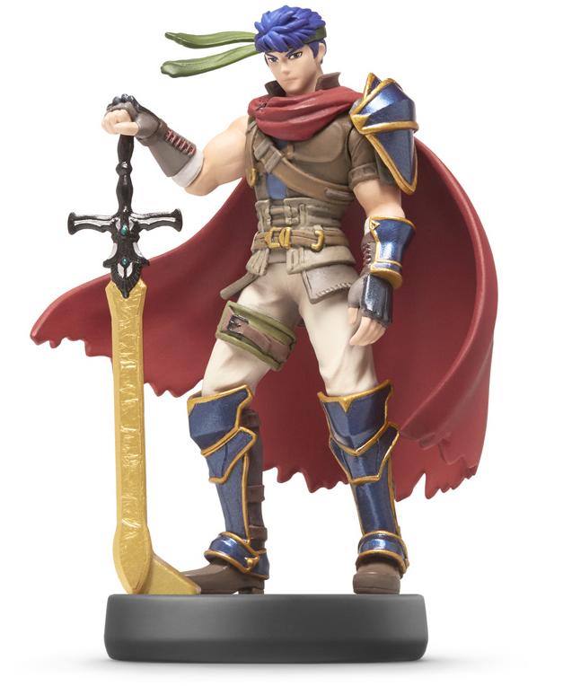amiibo Ike Super Smash Bros Коллекция дополнительное изображение 1