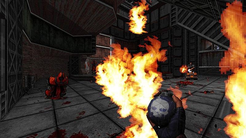 Ion Fury  PS4 дополнительное изображение 2